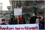 Attac Leipzig - Occupy Leipzig - Echte Demokratie Jetzt Leipzig - Bankenumzug 2011 - Banken zerschlagen und vergesellschaften