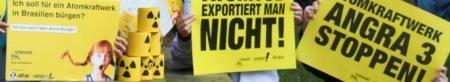 Atomtod exportiert man nicht