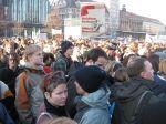 Demo Kürzer gehts nicht - Studenten - Leipzig 2011 - Proteste gegen CDU
