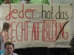 2012-05-10 Bildung Demonstration Dresden (1)