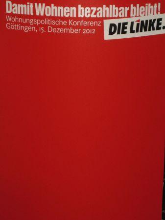2012-12-15 DIE LINKE Mietenpolitische Konferenz2