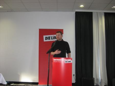 2012-12-15 DIE LINKE Mike Nagler Leipzig