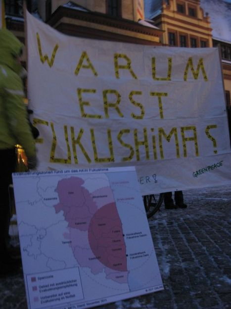 2013-03-11 Mahnwache Fukushima Leipzig (2)