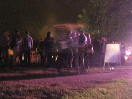 2013-07-04 Buergerbegehren Privatisierungsbremse auf Sommerfest