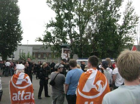 2013-08-17 Demo Antifa Leipzig nimmt Platz gegen NPD Kundgebung (4)