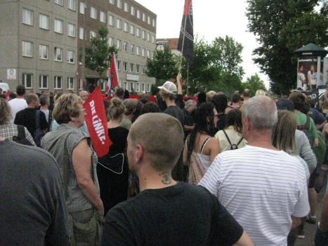 2013-08-17 Demo Antifa Leipzig nimmt Platz gegen NPD Kundgebung (6)
