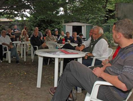 2013-08-27 Griechenland Veranstaltung - Linke Alternativen zum Diktat der Finanzmaerkte