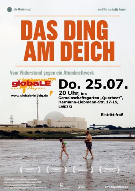 globaLE Leipzig Das Ding Am Deich