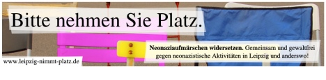 Leipzig nimmt Platz