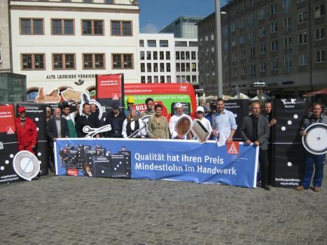 2013-09-14 IGM Mindestlohn im Handwerk Leipzig