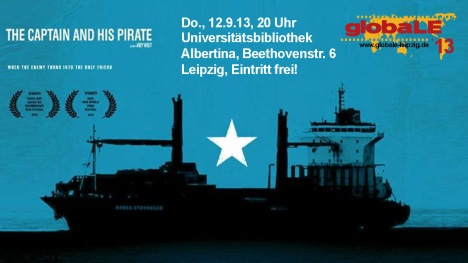 Der Kapitaen und sein Pirat