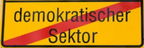Demokratieabbau - Koalitionsvertrag 2013