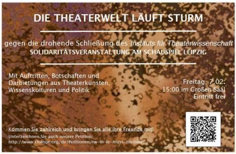 2014-01-07 Soliveranstaltung Kulturbetriebe