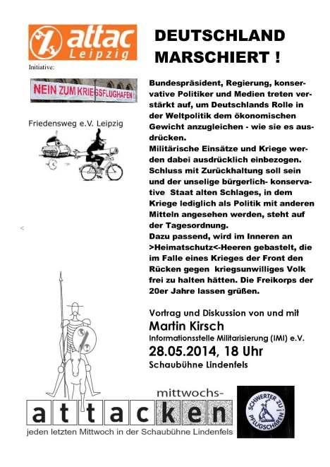 Flyer-2014-05-28 Deutschland marschiert