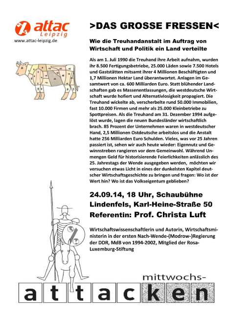 2014-09-24 Flyer aktuell MittwochsATTACke Christa Luft