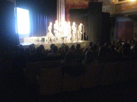 2014-11-02 Berliner Compagnie in Leipzig STILLE MACHT  (1)