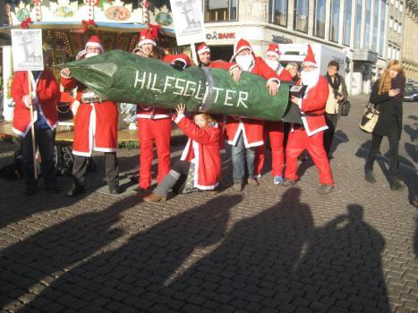 2014-12-08 Aktion Weihnachtsmarktrakete IMG_6670