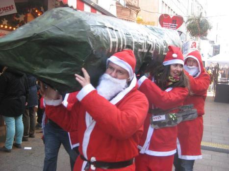2014-12-08 Aktion Weihnachtsmarktrakete IMG_6676