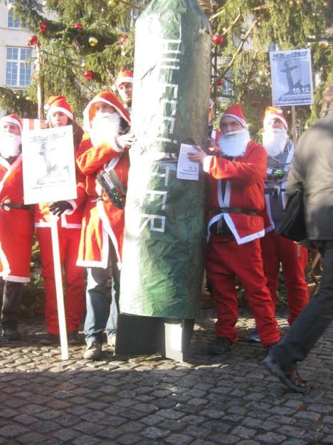 2014-12-08 Aktion Weihnachtsmarktrakete IMG_6690