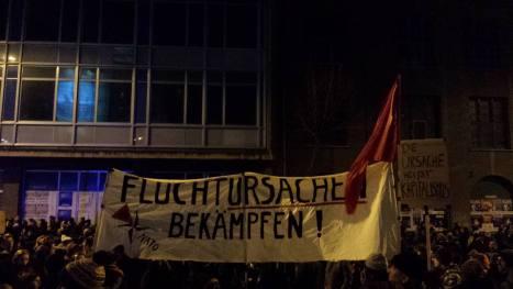 2015-01-21 Fluchtursachen bekaempfen Leipzig