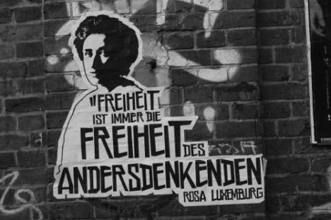 Luxemburg-Freiheit