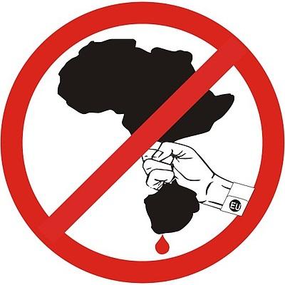 EUropa pluendert Afrika - STOP EPA