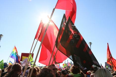 2015-10-10 Demonstration gerechter Welthandel TTIP CETA stoppen Berlin (10)