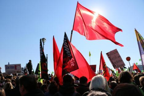 2015-10-10 Demonstration gerechter Welthandel TTIP CETA stoppen Berlin (15)