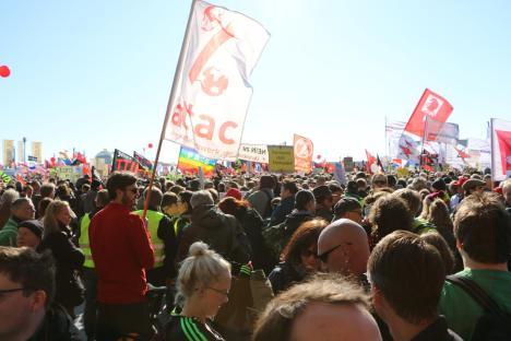 2015-10-10 Demonstration gerechter Welthandel TTIP CETA stoppen Berlin (2)
