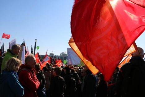 2015-10-10 Demonstration gerechter Welthandel TTIP CETA stoppen Berlin (20)