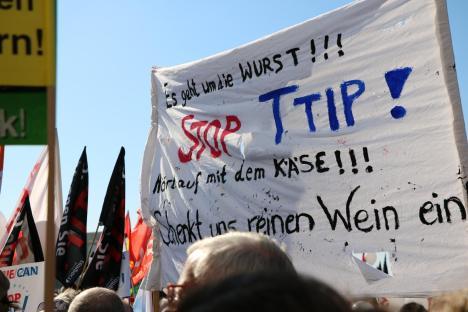 2015-10-10 Demonstration gerechter Welthandel TTIP CETA stoppen Berlin (23)