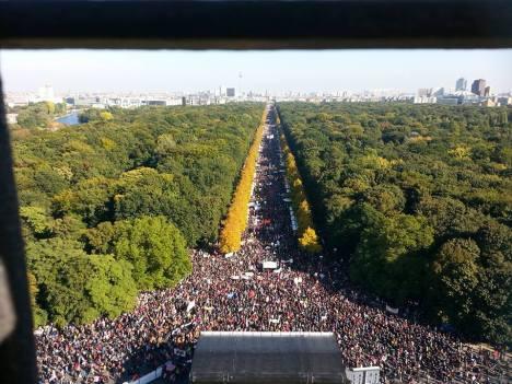 2015-10-10 Demonstration gerechter Welthandel TTIP CETA stoppen Berlin (34)