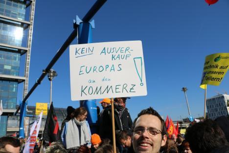 2015-10-10 Demonstration gerechter Welthandel TTIP CETA stoppen Berlin (6)