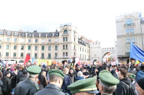 2016-02-13 Demonstration Sicherheitskonferenz Muenchen SIKO (15)