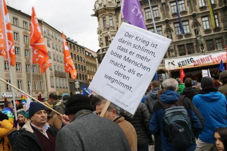 2016-02-13 Demonstration Sicherheitskonferenz Muenchen SIKO (27)