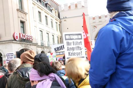 2016-02-13 Demonstration Sicherheitskonferenz Muenchen SIKO (5)