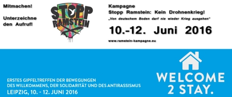 2016_June_Leipzig_Welcome2Stay_StoppRamstein
