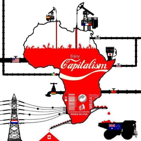 africa Enjoy capitalism