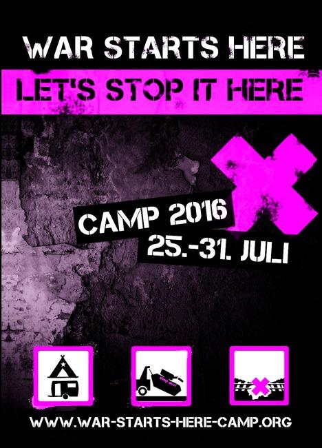 2016-War-Starts-Here-Krieg-beginnt-hier-Camp