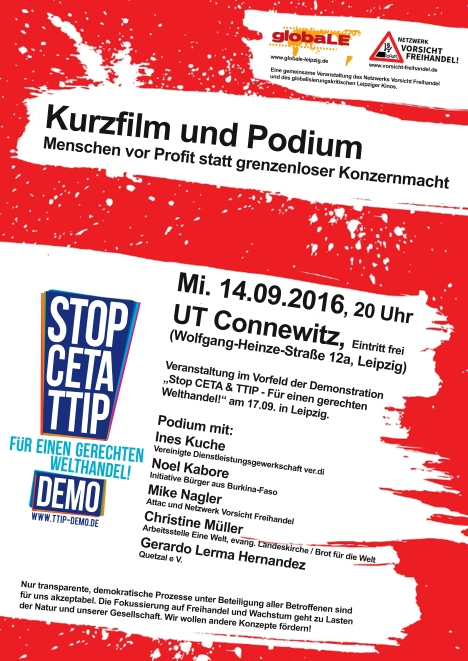 2016-09-14-leipzig-podium-attac-ttip-ceta-demonstration-ines-kuche-mike-nagler-noel-kabore-christine-mueller