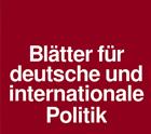Z_Z_0 0 4 Blaetter für deutsche und internationale Politik